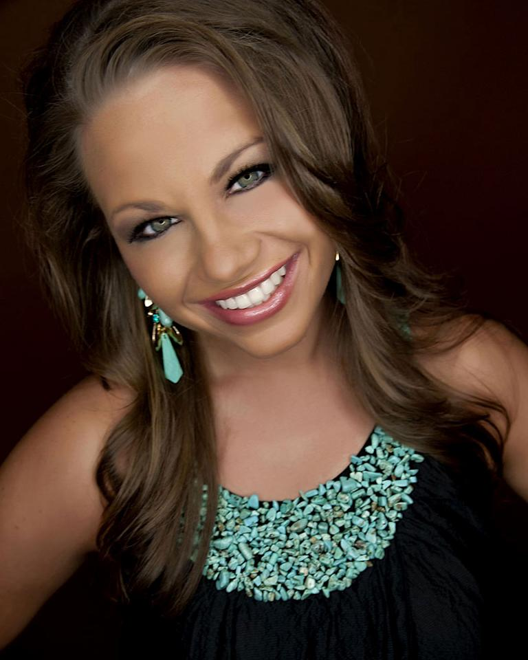 """Miss Montana, Taryn Chuter is a contestant in the """"<a href=""""/2012-miss-america-pageant/show/48165"""">2012 Miss America Pageant</a>."""""""