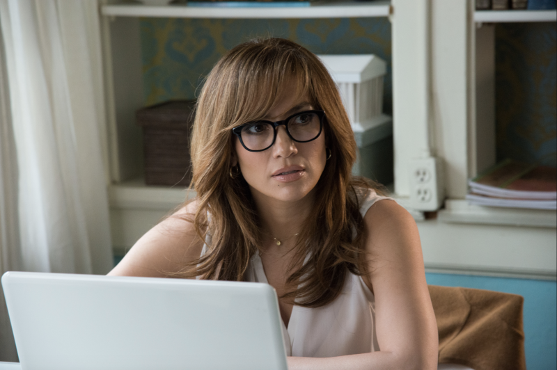 Jennifer Lopez in The Boy Next Door (credit: Universal Pictures)