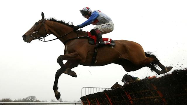 Reve De Sivola suffered a heart attack after being pulled up in the Edinburgh Gin Handicap Hurdle.