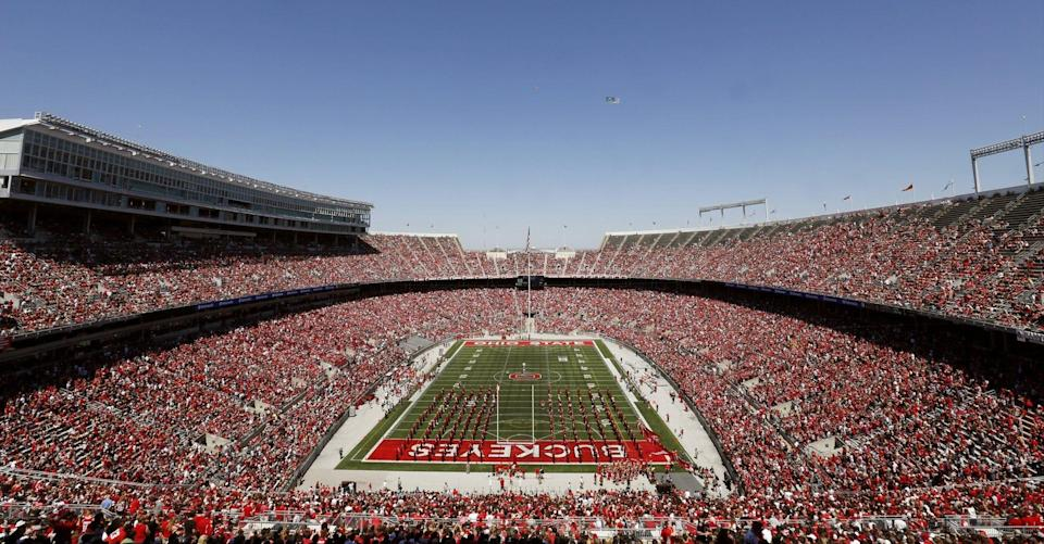 A full Ohio Stadium is looking like more of a possibility for the 2021 Ohio State football season.