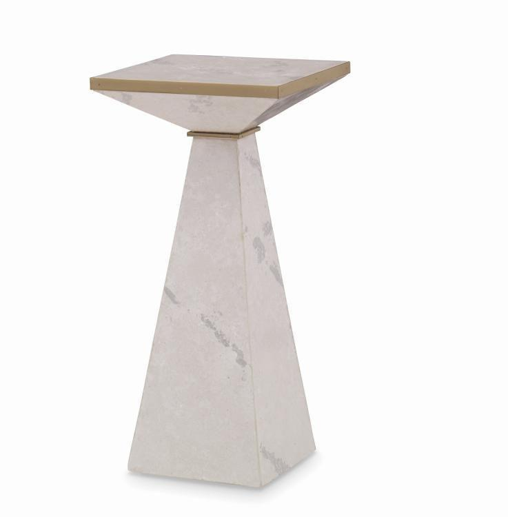 """<p><strong>Eclectic Home</strong></p><p>myshopify.com</p><p><strong>$998.00</strong></p><p><a href=""""https://eclectic-home-new-orleans.myshopify.com/collections/furniture/products/dinah-accent-table"""" rel=""""nofollow noopener"""" target=""""_blank"""" data-ylk=""""slk:Shop Now"""" class=""""link rapid-noclick-resp"""">Shop Now</a></p><p>Treat your plants like the royalty they are and put them up on a pedestal—literally. This one is especially great for vines like ivy, which like to hang over the edge.</p>"""