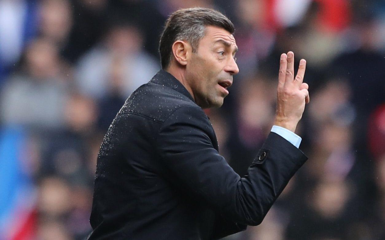 Pedro Caixinha names Rangers team 36 hours early: 'I don't care if Kilmarnock approach game differently'