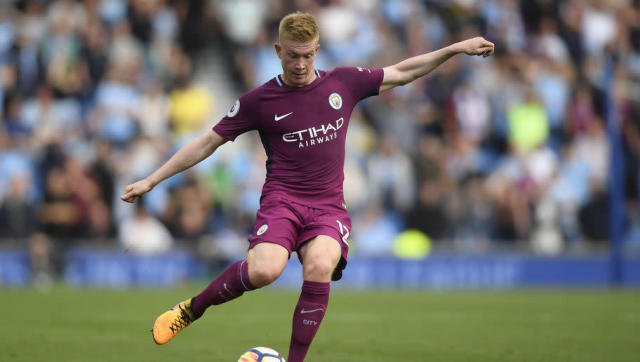 <p>Kevin De Bruyne had yet another great season for Manchester City last season, assisting 18 goals and scoring another six. De Bruyne proved himself to be one of the best all round midfielders in the world and adding a few more goals could see him be the player of the year in the upcoming season.</p> <br><p>As for his rating, he will receive an increase of +1, making his overall an 89, meaning he will be the highest rated CAM in the league.</p>