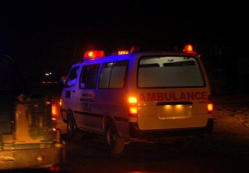 A bomb in Afghanistan killed a pregnant woman and 3 relatives when it destroyed the ambulance rushing them to hospital