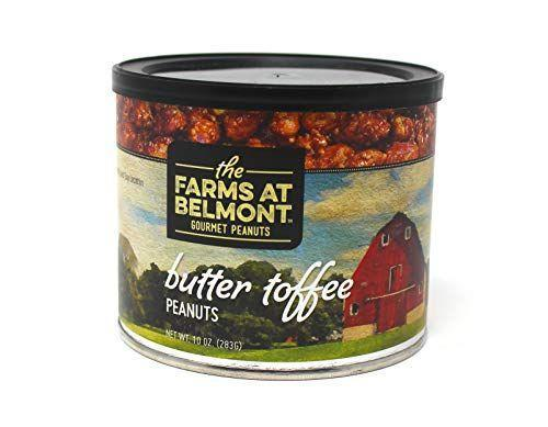 """<p><strong>Belmont Peanuts</strong></p><p>amazon.com</p><p><strong>$8.99</strong></p><p><a href=""""https://www.amazon.com/dp/B014G8MH2A?tag=syn-yahoo-20&ascsubtag=%5Bartid%7C2141.g.30025627%5Bsrc%7Cyahoo-us"""" rel=""""nofollow noopener"""" target=""""_blank"""" data-ylk=""""slk:Shop Now"""" class=""""link rapid-noclick-resp"""">Shop Now</a></p><p>We fully endorse stuffing stockings with favorite treats, whatever they may be. But this time of smoky toffee with roasted peanuts is a delightful direction to go with that idea. </p>"""