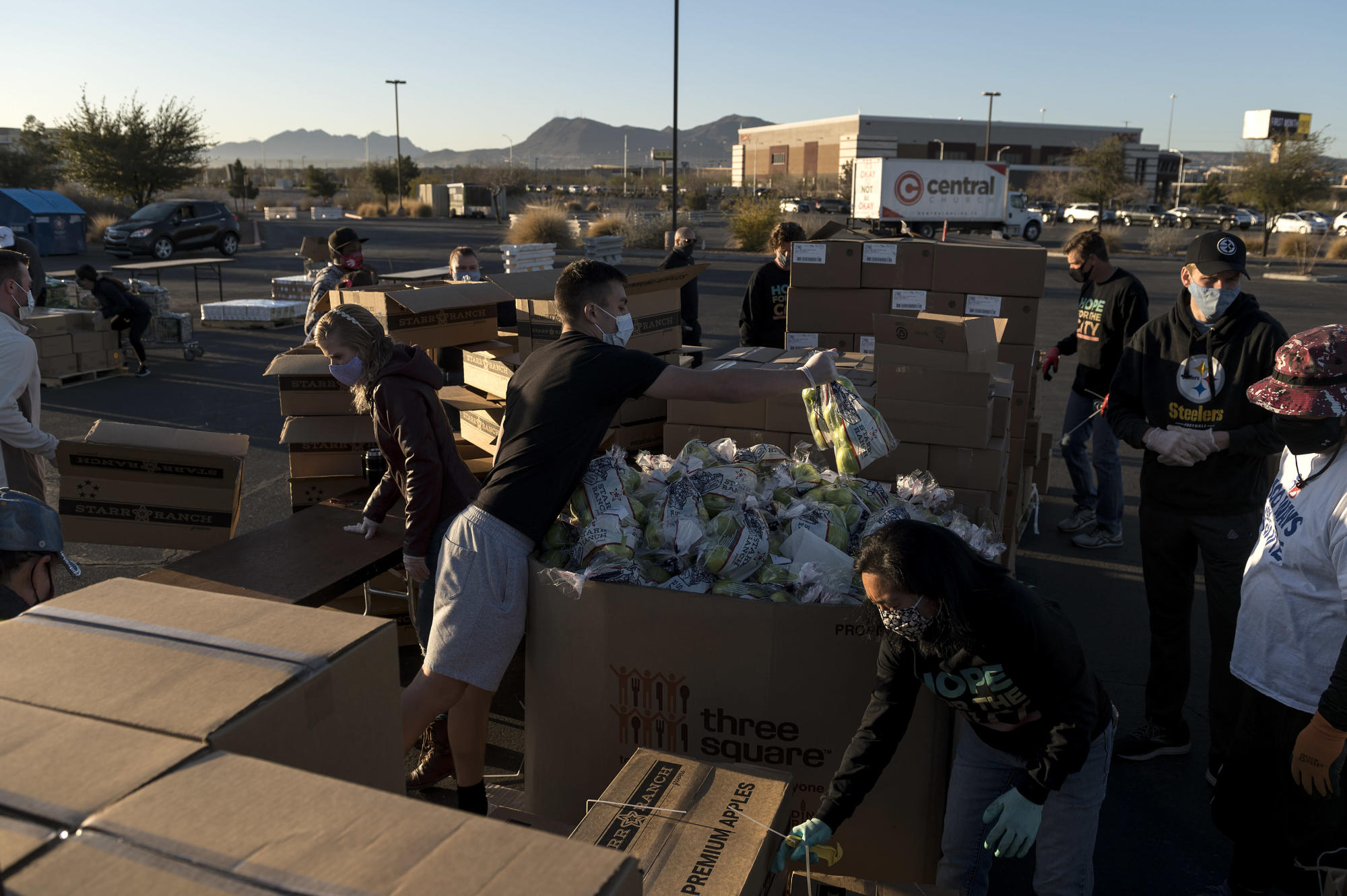 In Nevada, Unemployed Workers Wait for Aid That Will Still Not Be Enough - Yahoo News