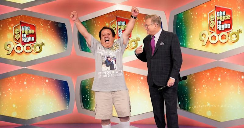 Contestant on The Price Is Right breaks attendance record