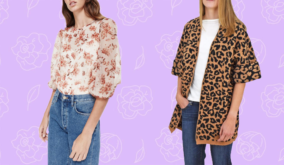 Save big on blouses, dresses, sneakers and more. (Photo: Nordstrom Rack)