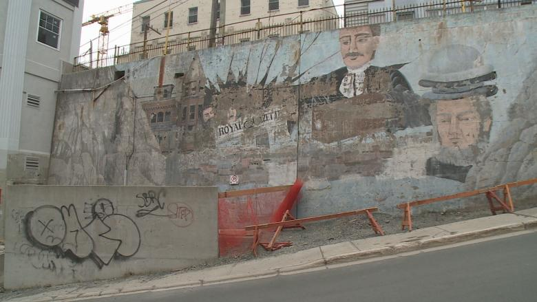 City of St. John's calls on artists to update aging mural