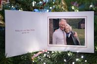 """<p>The royals never miss a year of Christmas cards and their recipient lists are extensive (more on that in a few slides). Every year, the Queen and Prince Philip send about <a href=""""https://www.royal.uk/royal-family-christmas-0"""" rel=""""nofollow noopener"""" target=""""_blank"""" data-ylk=""""slk:750 hand-signed holiday cards"""" class=""""link rapid-noclick-resp"""">750 hand-signed holiday cards</a>. Prince Charles and Camilla Parker-Bowles also send an annual card, as do Prince William and Kate Middleton and, now, Prince Harry and Meghan Markle. </p>"""