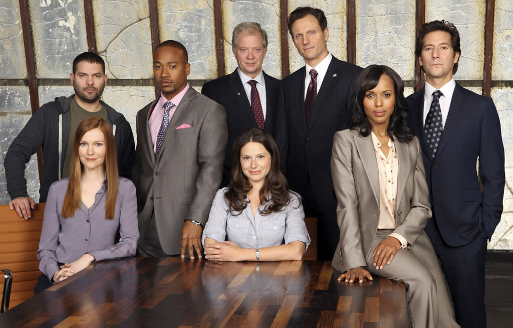 "<b>""Scandal"" (ABC)</b>"