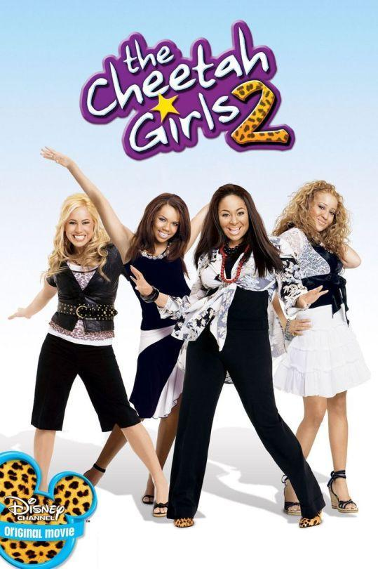 <p>Seeking to address many of the questions left unanswered by <i>The Cheetah Girls</i>, this sequel finds Raven-Symone and the gang traveling to Spain in order to perform in a music festival. Will they achieve this dream? We honestly may never know.<br><br><i>(Credit: Disney Channel)</i> </p>