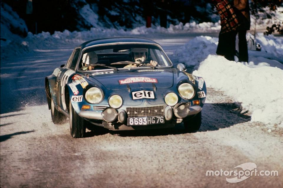 "15. Rally Acrópolis 1973: 69,06 km/h<span class=""copyright"">Uncredited </span>"