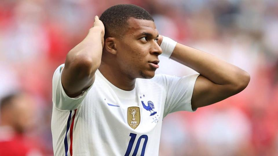 Kylian Mbappe | Alex Pantling/Getty Images