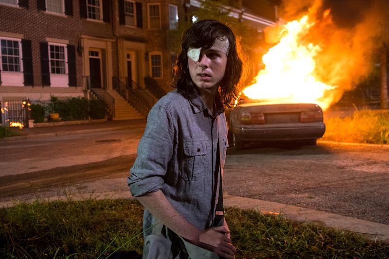 The Walking Dead midseason premiere gets extended runtime for Carl sendoff