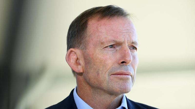 Tony Abbott has warned Liberal colleagues not to push for a free vote on gay marriage.