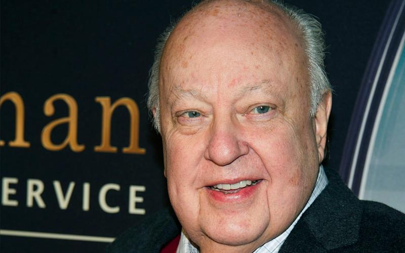 Roger Ailes departed Fox last year following allegations of sexual harassment - Credit: AP