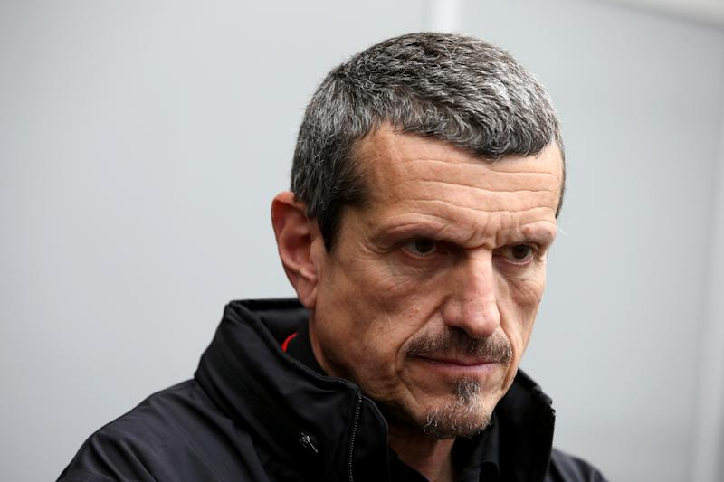 BAKU, AZERBAIJAN - APRIL 25: Haas F1 Team Principal Guenther Steiner looks on in the Paddock during previews ahead of the F1 Grand Prix of Azerbaijan at Baku City Circuit on April 25, 2019 in Baku, Azerbaijan. (Photo by Charles Coates/Getty Images)
