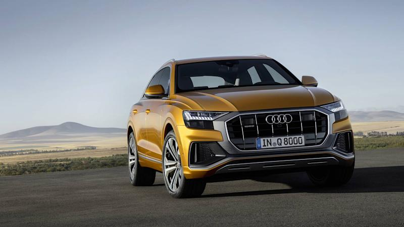 2019 Audi Q8 50 Tdi First Drive I Can Feel Your Halo
