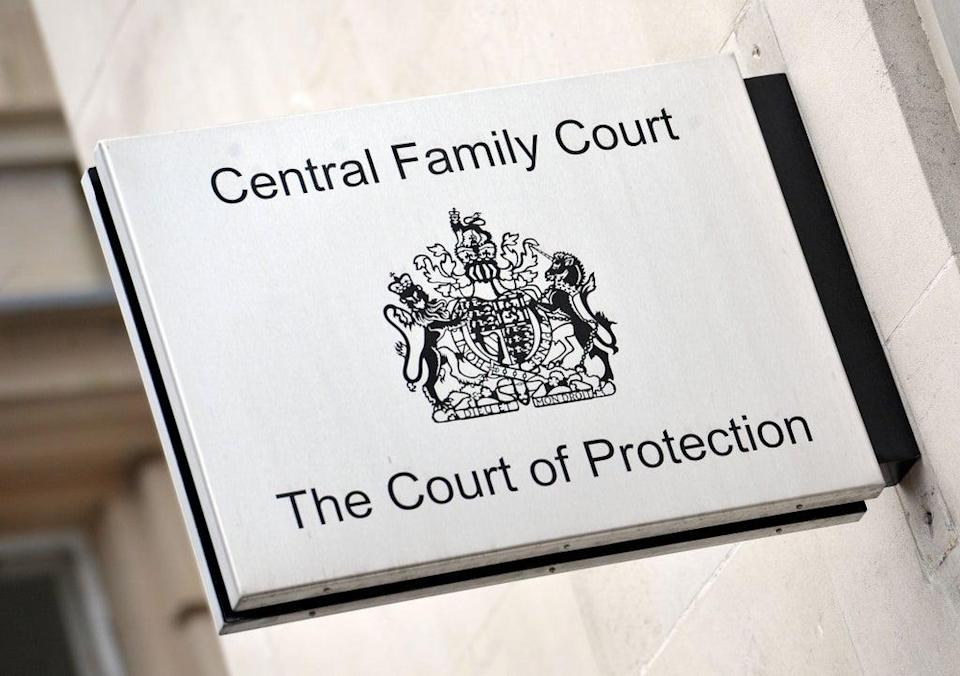 A general view of The Court of Protection and Central Family Court, in High Holborn, central London (PA) (PA Archive)