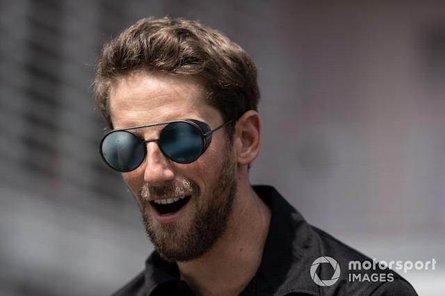 "Romain Grosjean, Haas F1 <span class=""copyright"">Simon Galloway / Motorsport Images</span>"