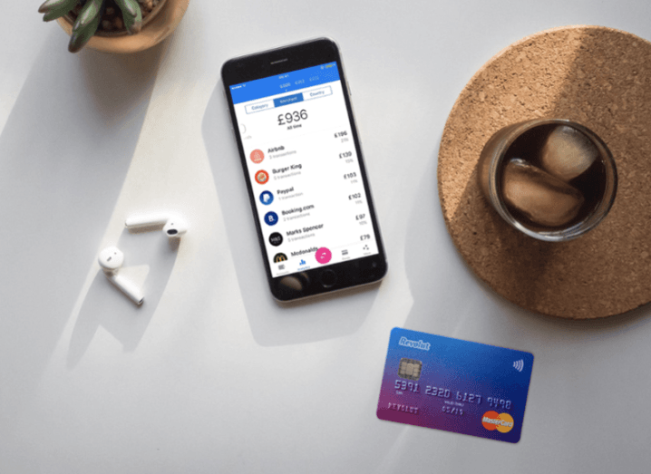 New virtual card details are generated every time a customers wants to make a purchase (Revolut)