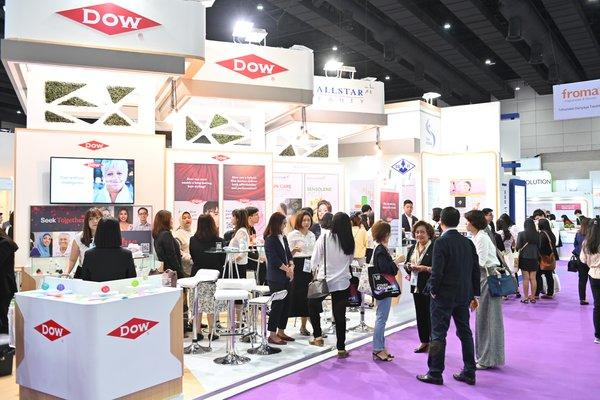 Dow helps redefine beauty for diverse consumers at in-cosmetics Asia