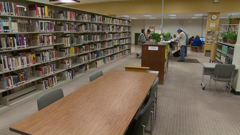 Library volunteer calls minister's request to keep book transfer program — with less money — hypocritical