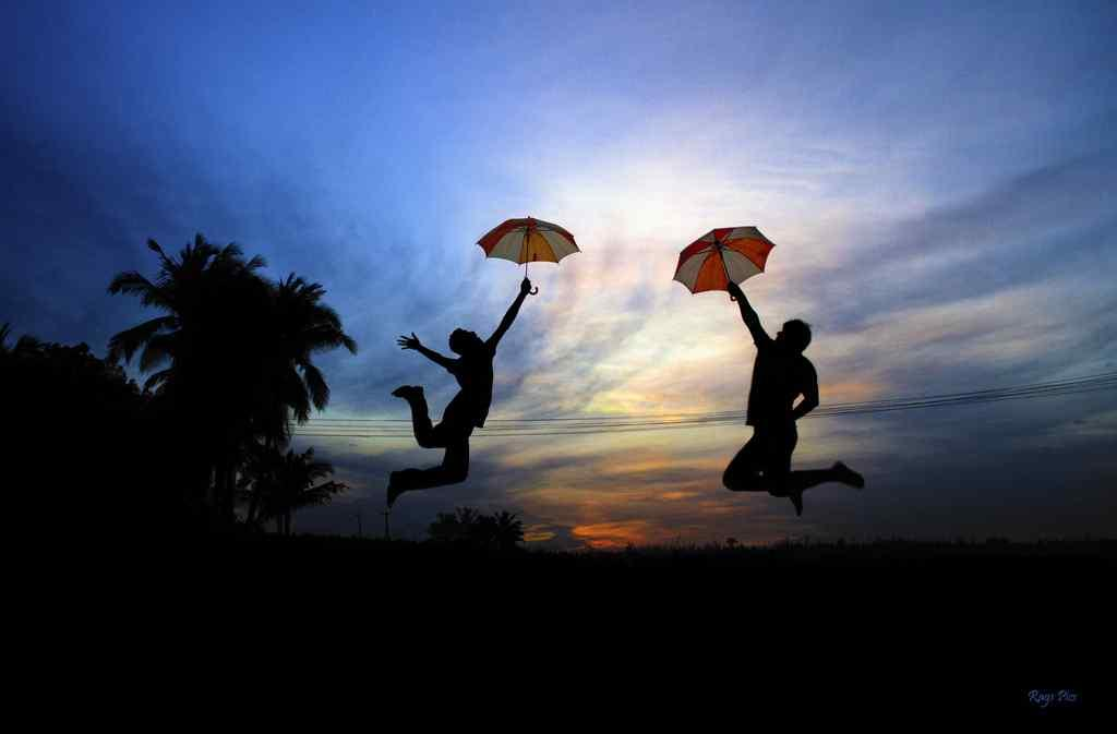 "The Umbrella Ballet <br><a target=""_blank"" href=""http://www.flickr.com/photos/digital_journey/"">By Ragavendran / ♥Rags♥</a>"
