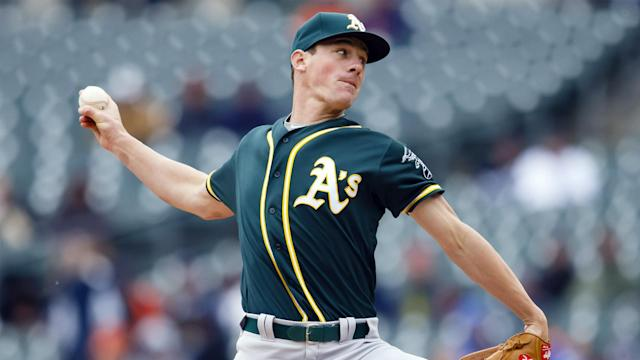 As the A's continue their long road trip, Chris Bassitt looks to end the bleeding on their ugly record.