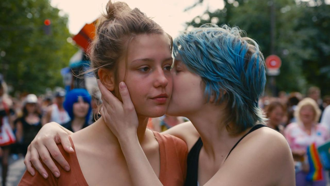 <p>Two teenage French girls fall in (and out) of love in this sexy and intensely emotional coming of age film that picked up the Palme d'Or at the Cannes Film Festival. </p>