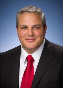 Gregory Doria promoted to Senior Vice President, Chief Operating Officer of The Harris Products Group and to be named Senior Vice President, President of The Harris Products Group October 1, 2021. PHOTO/Lincoln Electric, Cleveland