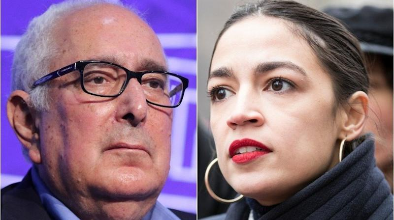 Ben Stein:Ocasio-Cortez Is Promising 'The Same Kinds Of Things' As Hitler