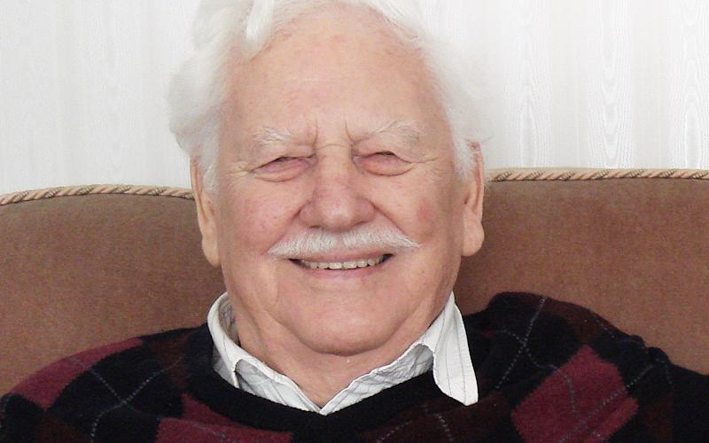RAF veteran Douglas Lamond, 86, died after complaining of chest pain - Press Association Images