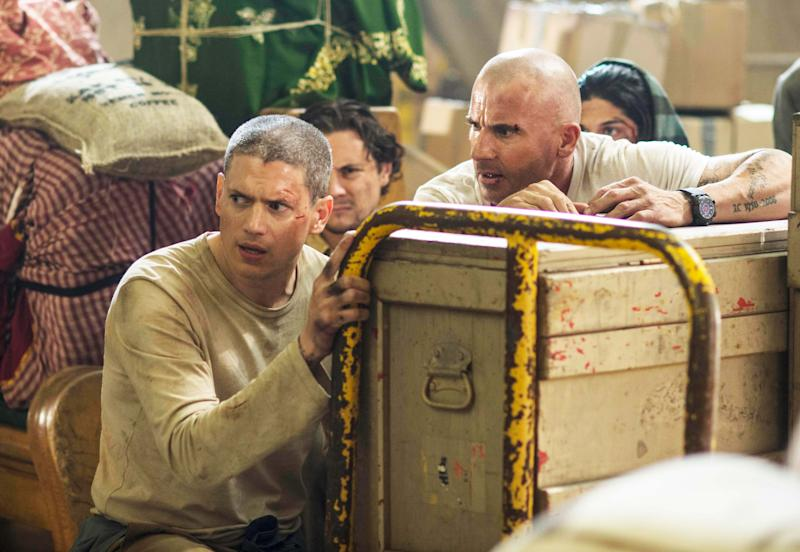 'Prison Break': Watch a new trailer for all thriller, no filler revival