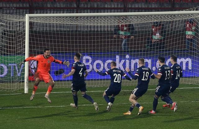 Scotland sealed their European Championship qualification with a play-off win over Serbia