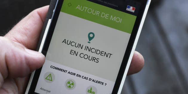 Un rapport étrille l'application