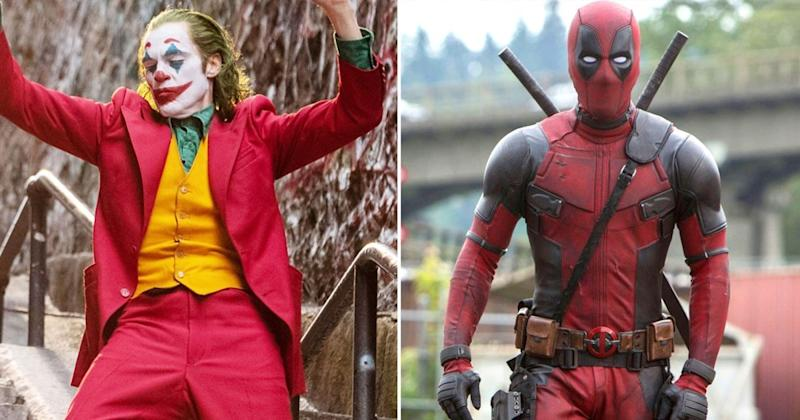 Ryan Reynolds Gives R-Rated Congrats to Joker for Beating DeadpoolBox Office: 'You Motherf—er'