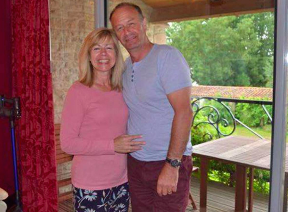 Brian and Sheralyn Stephenson also died in the crash (Picture: Facebook)