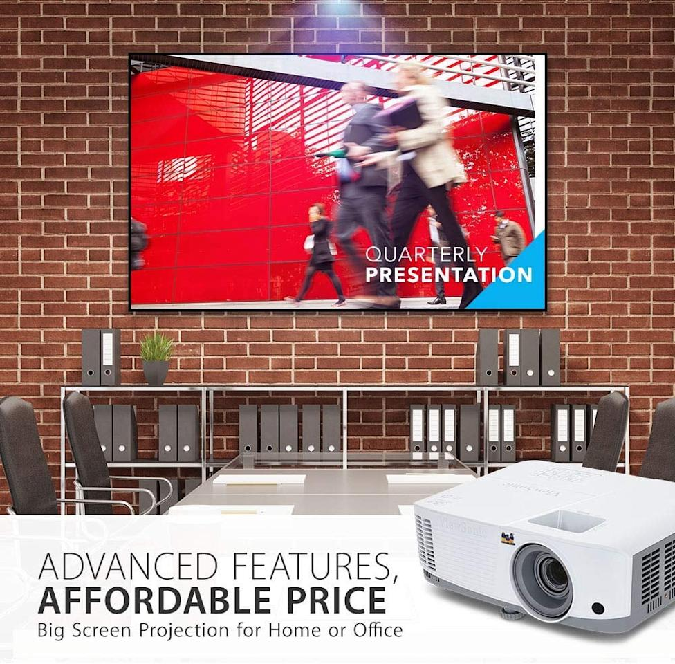 "<p>The <a href=""https://www.popsugar.com/buy/ViewSonic-3600-Lumens-SVGA-High-Brightness-Projector-536183?p_name=ViewSonic%203600%20Lumens%20SVGA%20High%20Brightness%20Projector&retailer=amazon.com&pid=536183&price=280&evar1=geek%3Aus&evar9=46971636&evar98=https%3A%2F%2Fwww.popsugar.com%2Fphoto-gallery%2F46971636%2Fimage%2F46971694%2FViewSonic-3600-Lumens-SVGA-High-Brightness-Projector&list1=technology%20%26%20gadgets&prop13=api&pdata=1"" rel=""nofollow"" data-shoppable-link=""1"" target=""_blank"" class=""ga-track"" data-ga-category=""Related"" data-ga-label=""https://www.amazon.com/ViewSonic-Brightness-Projector-Vertical-PA503S/dp/B071G5H5Q1/ref=asc_df_B071G5H5Q1/?tag=hyprod-20&amp;linkCode=df0&amp;hvadid=198138936631&amp;hvpos=1o1&amp;hvnetw=g&amp;hvrand=13923128307425252795&amp;hvpone=&amp;hvptwo=&amp;hvqmt=&amp;hvdev=c&amp;hvdvcmdl=&amp;hvlocint=&amp;hvlocphy=9031560&amp;hvtargid=pla-354035474132&amp;psc=1"" data-ga-action=""In-Line Links"">ViewSonic 3600 Lumens SVGA High Brightness Projector</a> ($280, originally $459) also comes with a power cable, a VGA cable, and a remote control.</p>"