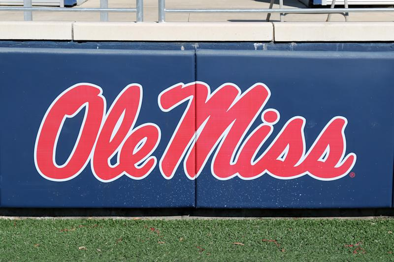 Ole Miss apologized for a Tuesday fundraising letter. (Photo by Michael Wade/Icon Sportswire via Getty Images)