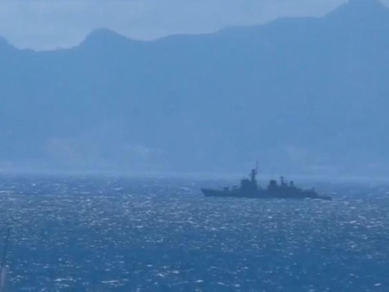 Spanish navy vessels have entered Gibraltar's territorial waters on three occasions in April