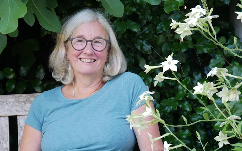 Rosie Yeomans is the local coordinator of Plant Heritage's Hampshire Group - Rosie Yeomans
