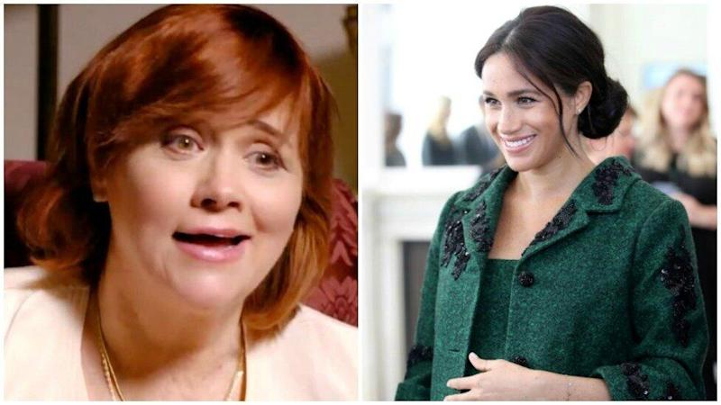 Meghan Markle's estranged sister Samantha has pleaded the duchess to mend her family's rift. Photo: Getty/Quest Red