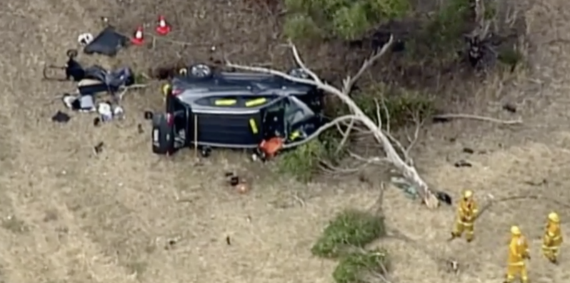 Car accident in Victoria where mum was killed and baby survived.