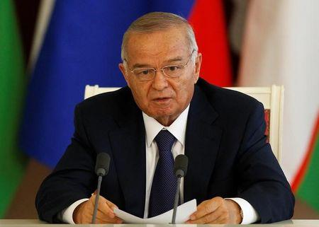 Uzbek president in intensive care, his condition stable