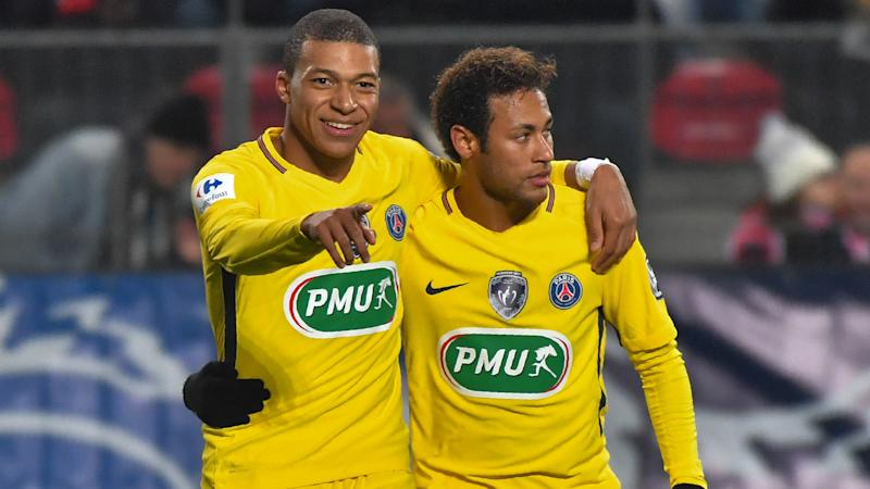 PSG midfielder admits Neymar and Mbappe get special privileges