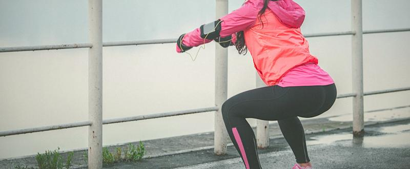 If You're Looking For Squats to Do in Your Next Workout, Try 4 of Kayla Itsines's Favorites