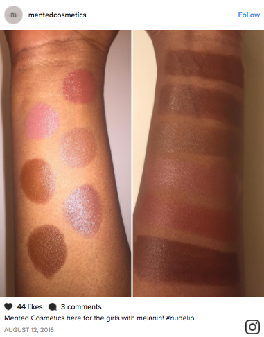 Mented Cosmetics Makes the Perfect Nude Lipsticks for Deeper Skin Tones