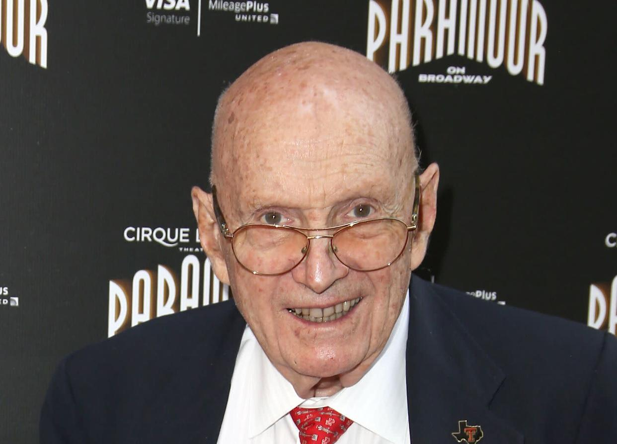 """William F. Brown, 91, an author and illustrator who was best known for writing the book of the Tony Award-winning 1975 musical """"The Wiz,"""" died June 23, 2019."""